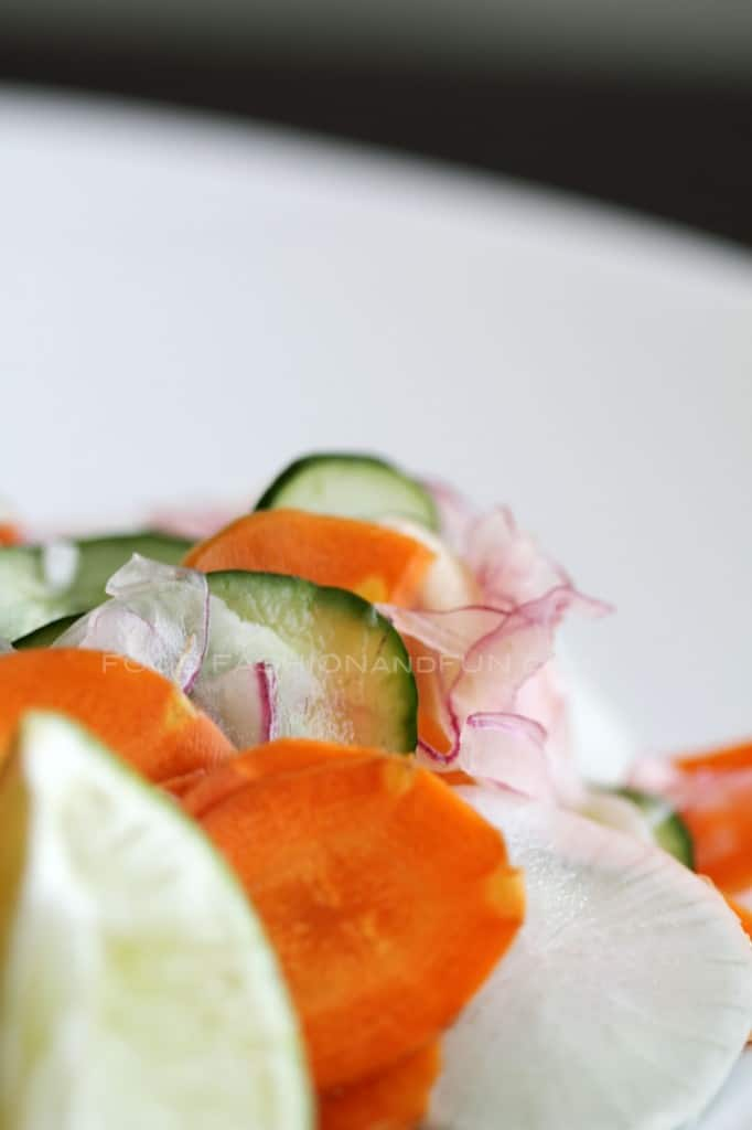 Vietnamese Pickled Vegetables Recipe — Dishmaps