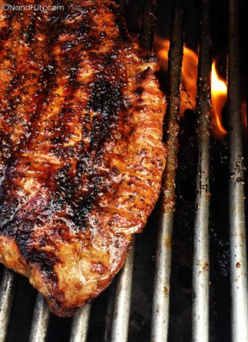 steak, grilling, unexpected, foodfashionandfun, food blogger, lifestyle blogger