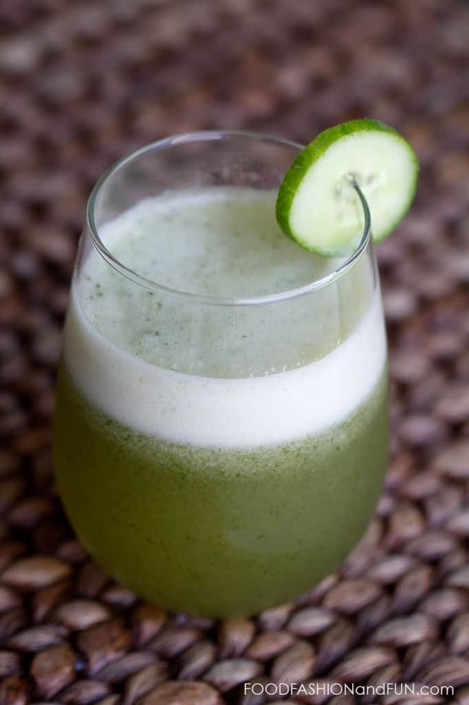 cucumber, cocktail, drink, melon, foodfashionandfun, food blogger, lifestyle blogger