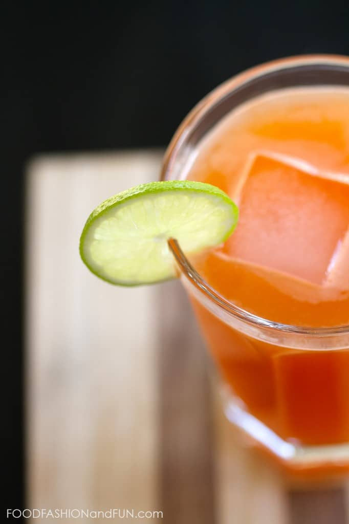 lime, carrot, ginger, drink, cocktail, foodfashionandfun, lifestyle blogger, food blogger