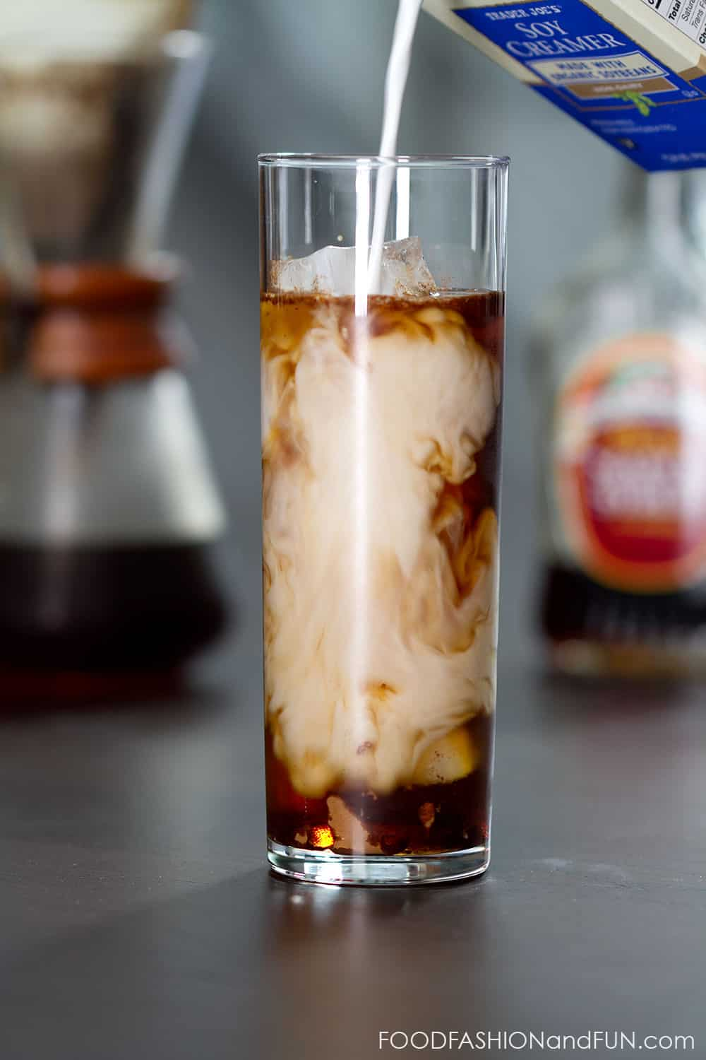 Iced Maple Coffee