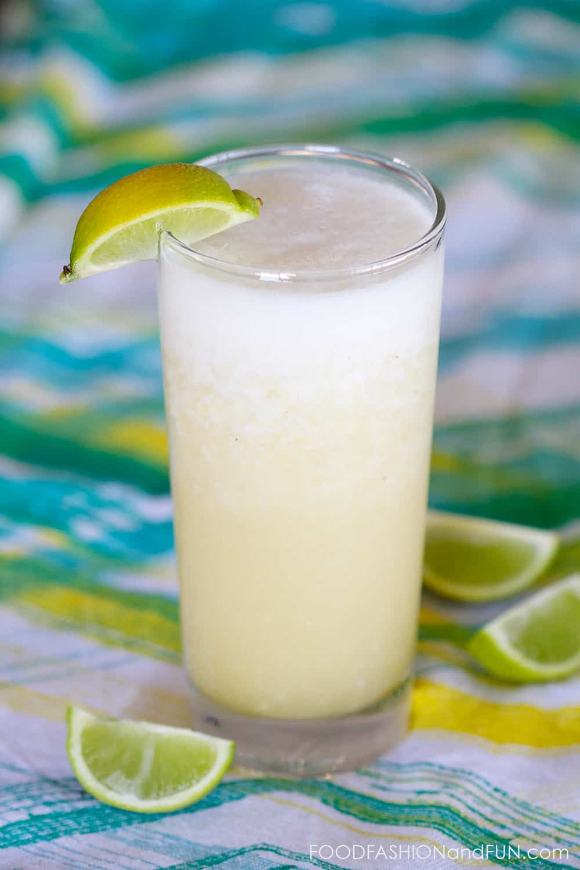 Bottoms Up | Pineapple Banana Margarita