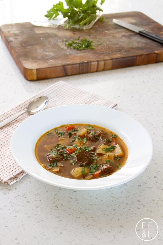 hearty beef stew by foodfashionandfun.com