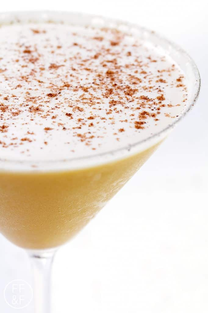 pumpkin martini by foodfashionandfun.com