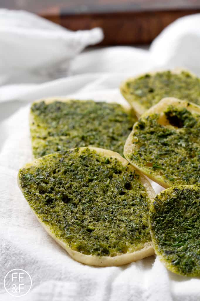 Herb Bread from foodfashionandfun.com