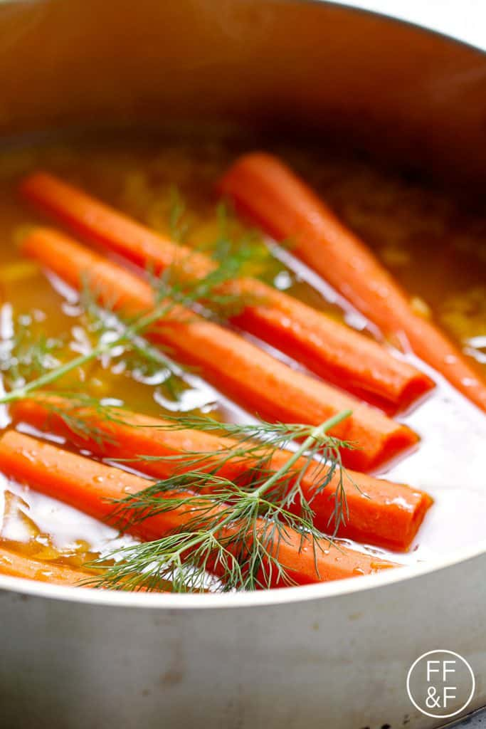 Braised Carrots from foodfashionandfun.com