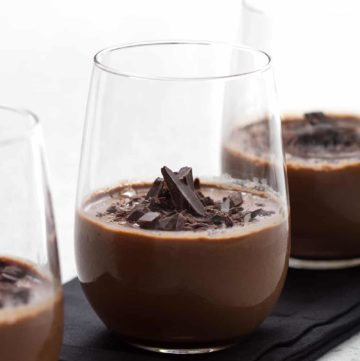 chocolate coconut panna cotta from foodfashionandfun.com