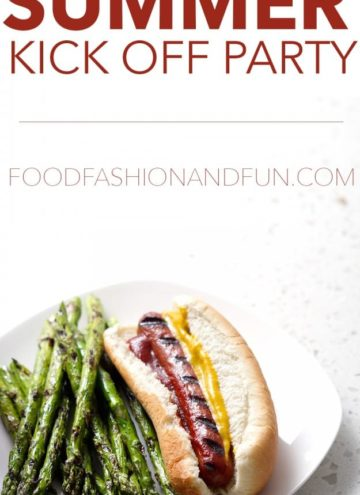 How to throw the ultimate summer kick off party!