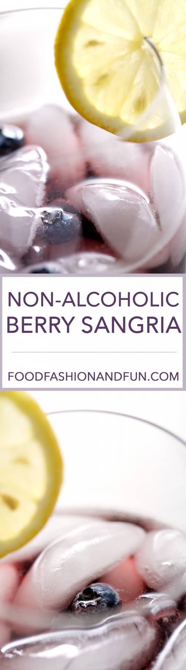 Fruity and sweet Non-Alcoholic Berry Sangria, without the wine, but all the flavor. This recipe is allergy friendly (gluten, dairy, shellfish, nut, egg, and soy free) and suits the autoimmune protocol diet (AIP), paleo and vegan diets.