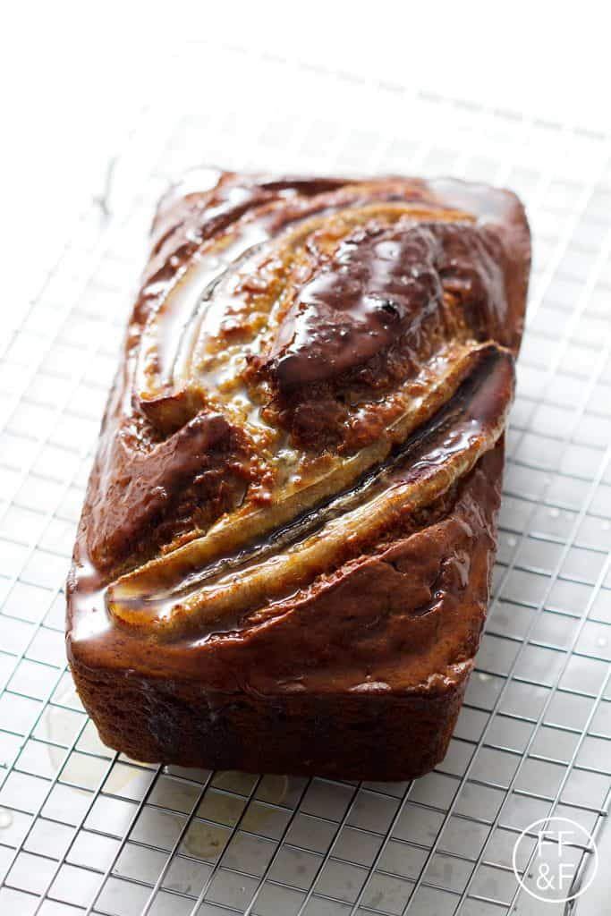 The best banana bread EVER! For realz! You've got to try this recipe!