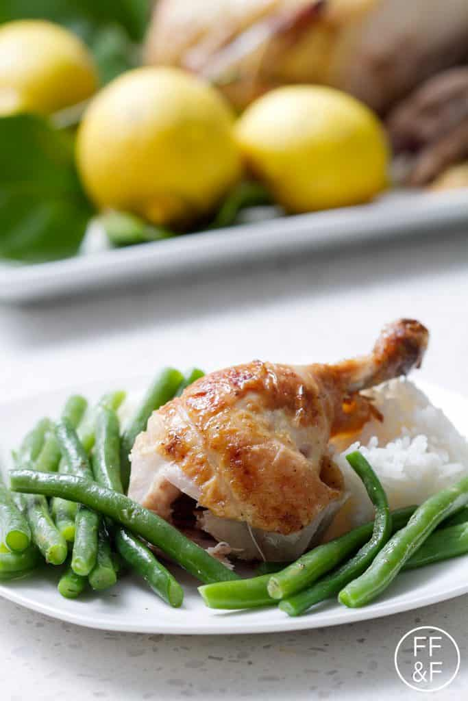 Simple Rotisserie Chicken + Tips for Using a Rotisserie