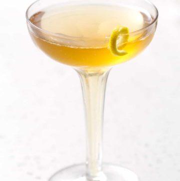 Sparkling Lemon and Honey Cider (mocktail) | Bon Aippetit