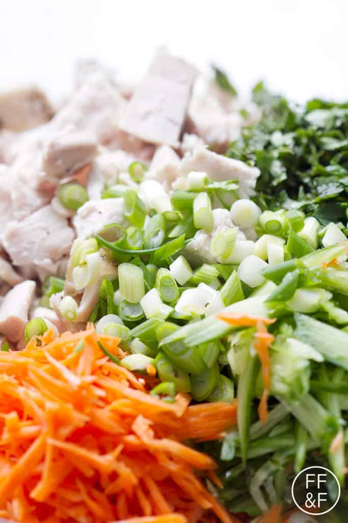 Vietnamese Chopped Salad