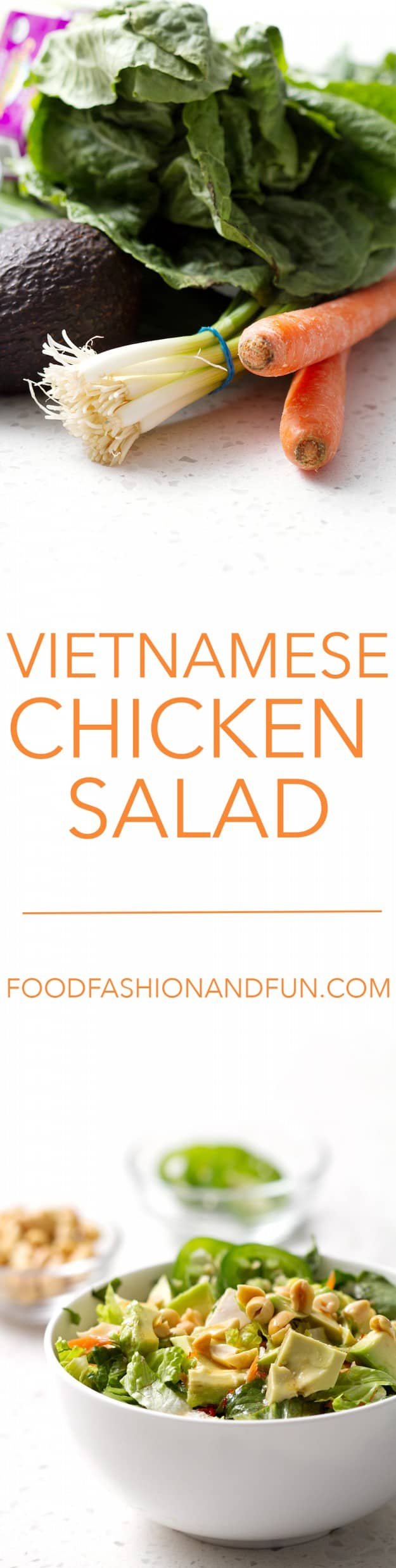 Vietnamese Chopped Chicken Salad
