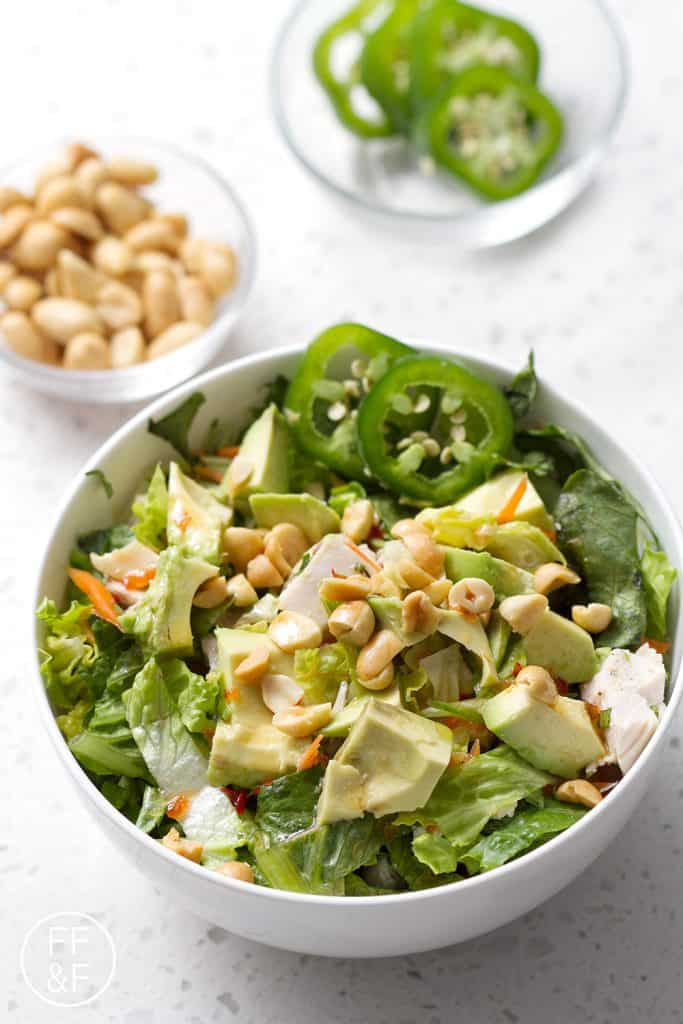 Vietnamese Chopped Chicken Salad