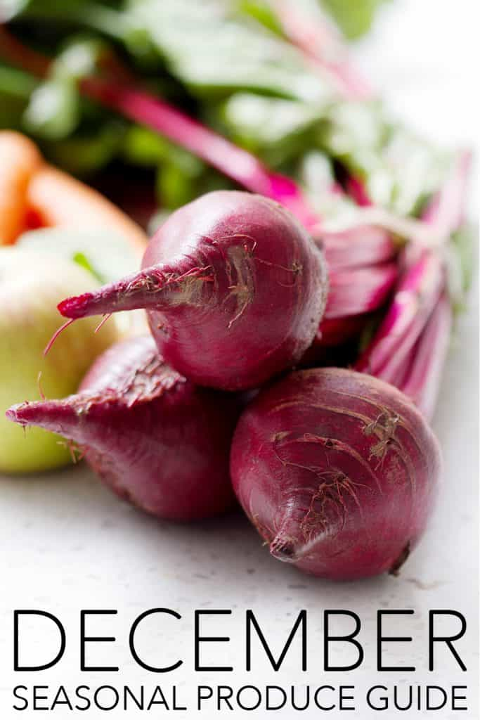 What's in season right now? Here's a seasonal produce guide along with recipes at foodfashionandfun.com.