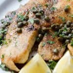 Here's a simple and flavorful fish recipe for Tilapia Piccata. It's a classic recipe that can be made in under 30 minutes.