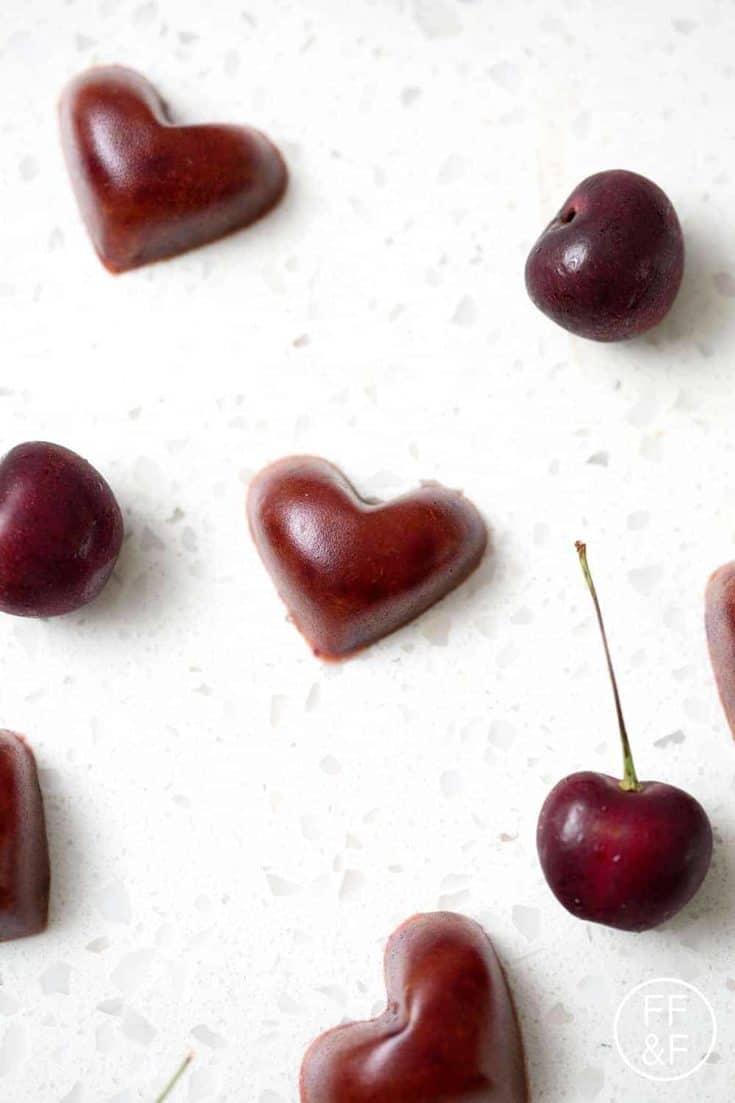 Tart Cherry and Plum Gummies