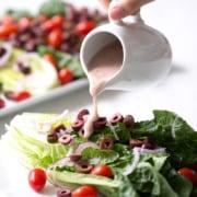AIP Mediterranean Salad