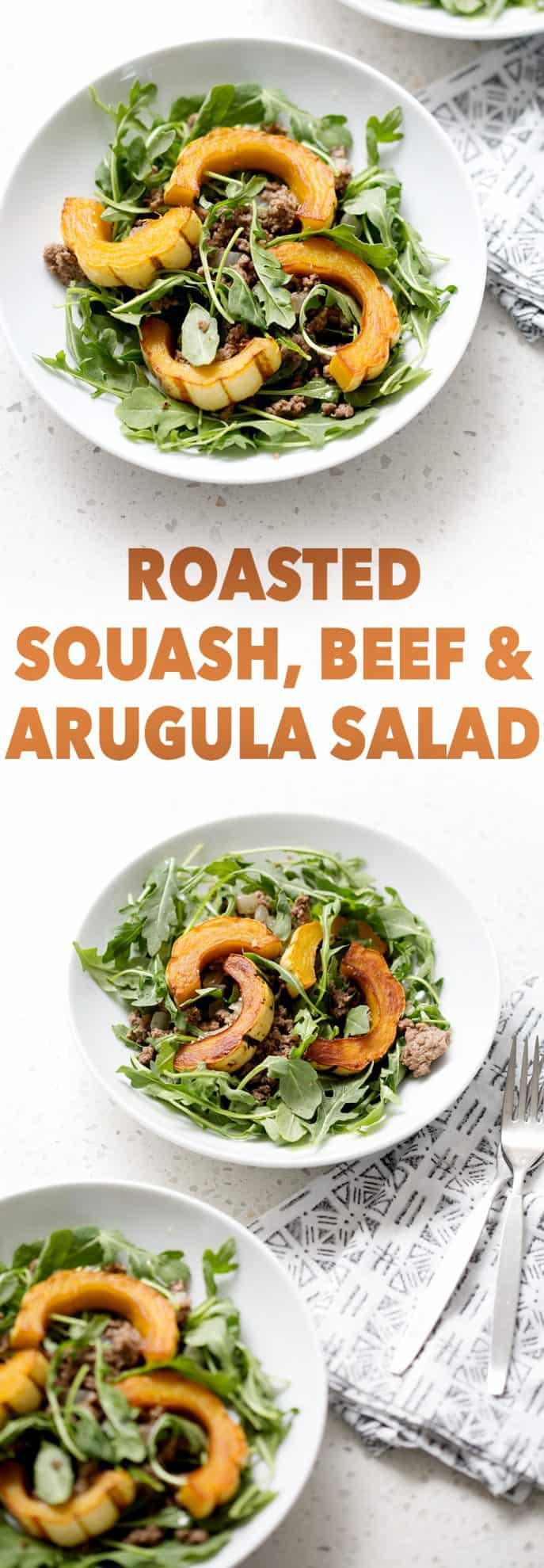 A nutrient dense fall salad that healthy and delicious. The bonus is that this recipe is super easy. You don't even have to peel the squash, as it's totally edible! This recipe is allergy friendly (gluten, dairy, shellfish, nut, egg, and soy free) and suits the autoimmune protocol (AIP) and paleo diets.