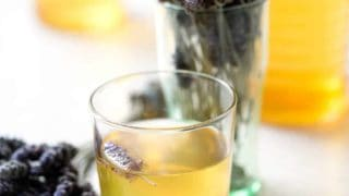 Honey Lavender Kombucha