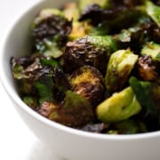 AIP Air Fryer Brussel Sprouts