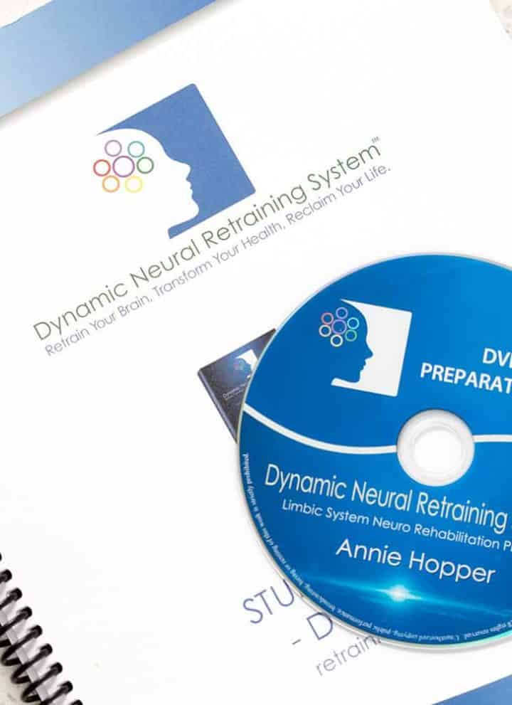 The DNRS program is short for Dynamic Neural Retraining System. Basically, our brains change and adapt to life experiences. Sometimes it's a positive change, but often it's a negative one. With chronic illness, symptoms can actually become wired into our brains, even when the triggers for those symptoms have been removed. This program is a treatment that is done at home and allows you to rewire your brain for healing. It treats conditions is that they are often called 'mysterious illnesses,' meaning there's no clear cause or effective treatment.