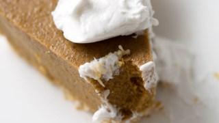 No-Bake Butternut Squash Pie + AIP by Season Cookbook