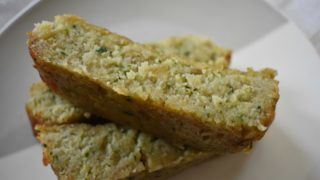 Lemon Zucchini Bread (AIP, Paleo)