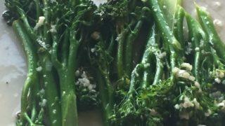 Garlic & Lemon Broccolini