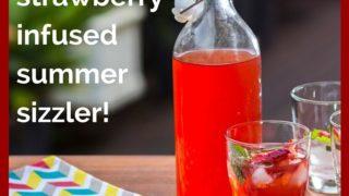 SENSATIONAL Strawberry-Mint Tea (AIP)