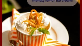 Probiotic Peach Tea Popsicles