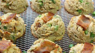 AIP Sweet & Savory Breakfast Cookies {autoimmune protocol, egg-free, Paleo}