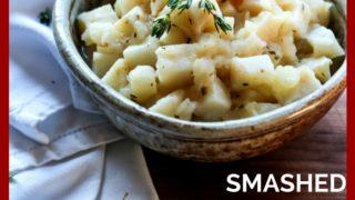SMASHED Apple and Celeriac (AIP/Paleo) - joannafrankham.com
