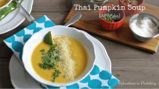 Thai Pumpkin Soup {AIP Paleo}