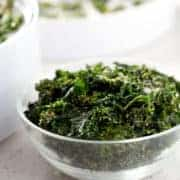 Kale Chips (Dehydrator recipe)