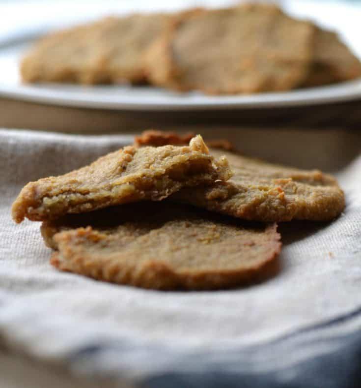 """Baby"" Sweet Potato Cookies (AIP/Paleo/Sugar-Free)"