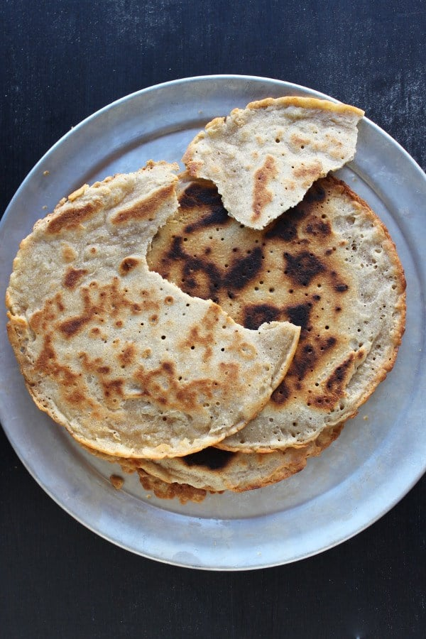 Crisped Flatbread