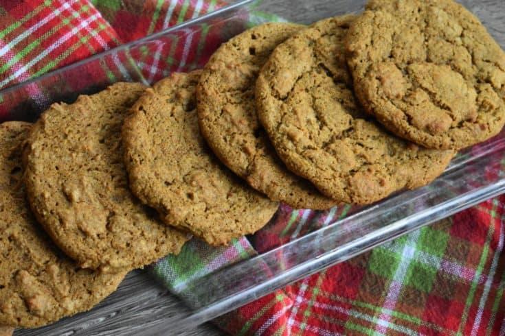 Gingerbread Cookies (AIP, Paleo)
