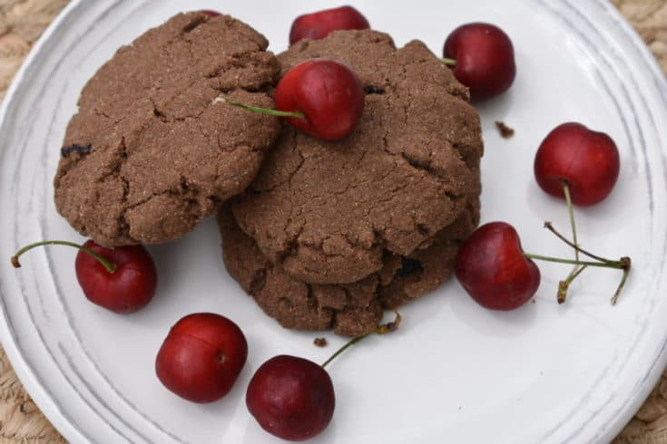 Black Forest Cake Cookies (Paleo, AIP, Coconut Free)