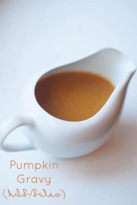 Pumpkin Gravy (AIP/Paleo) - AIP Sisterhood