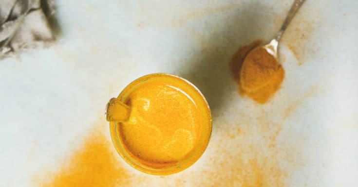 Golden Tigernut Milk