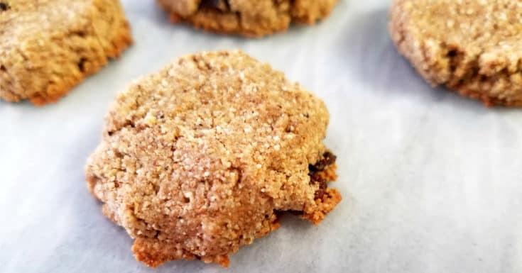 Tigernut Raisin Cookies