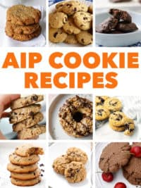 pictures of aip cookie recipes