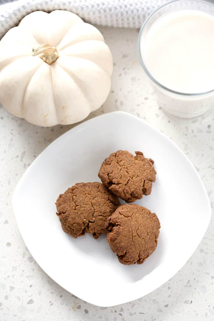 AIP Ginger Cookies (aka AIP Gingersnaps)