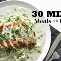 30 Minute Meals for the Paleo AIP
