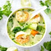 AIP Coconut Milk Curry Soup