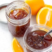 Instant Pot Orange Marmalade