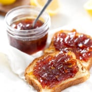 Lemon Honey Marmalade