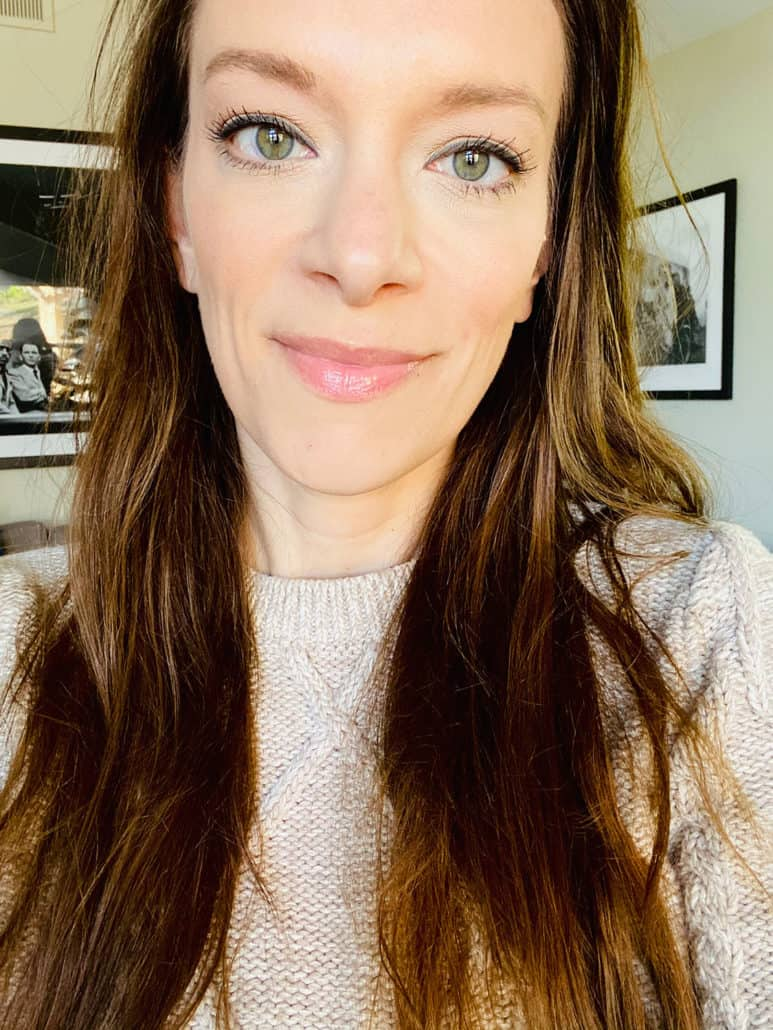 selfie for nontoxic mascara reviews